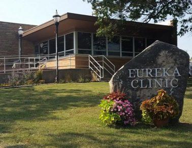 Eureka Clinic Location For GWCH
