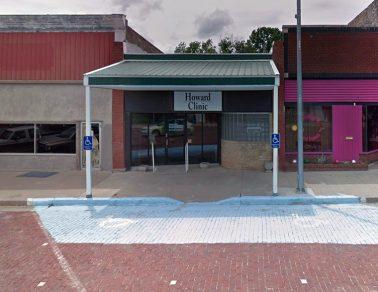 Howard Clinic Location For GWCH